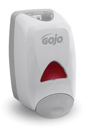 GOJO 5150-06 FMX-12 Dispenser Manual Dove Gray 6/cs (Available Only with purchase of GOJO Branded Products)