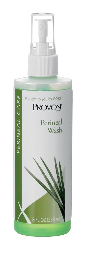 GOJO 4525-48 Perineal Wash 8 fl oz Spray Bottle 48/cs