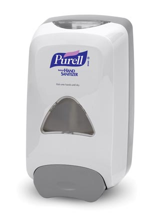 GOJO 5120-06 FMX-12 Dispenser Manual For Refill 5192 Only Dove Gray 6/cs  (Available Only with purchase of GOJO Branded Products)