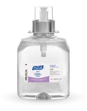 GOJO 5184-03 Instant Hand Sanitizing Foam FMX 1200mL Refill 3/cs