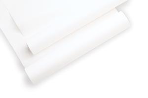 """Exam Table Roll, White, Crepe, 18"""" x 125 ft, 12/cs"""