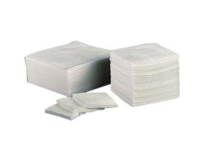 """Gauze Sponge, 2"""" x 2"""", Non-Sterile, 8-Ply, 200/bag, 25 bg/cs"""