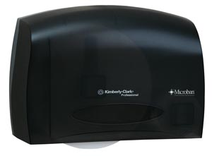 Kimblery-Clark 9602 Dispenser MicroBan Smoke Grey For 07006