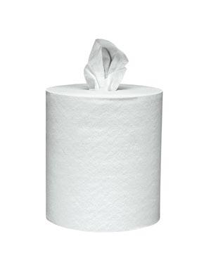 """Kimblery-Clark 1010 Scott Center-Pull Towels 8 x 15"""" 2-Ply500/rl 4 rl/cs Use withdispenser 09335"""""""