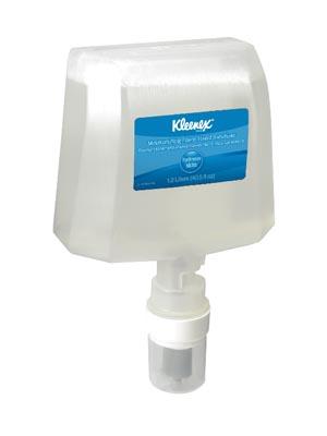 Instant Hand Sanitizer, Foam, 1200mL, 2/cs