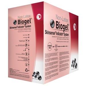 Surgical Glove, Size 5-1/2, Sterile, Non-Latex, Powder Free (PF), 50/bx, 4 bx/cs