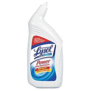 Bunzl 58344278 Toilet Bowl Cleaner 32 oz 12/cs