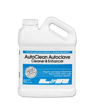 Autoclave Cleaner, Qt Bottle, 12/cs
