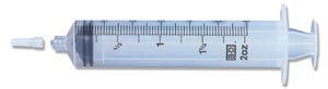BD 300866 Syringe Only 60mL Eccentric Tip 60/bx 4 bx/cs