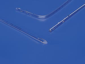 "Thoracic Catheter, 12FR, Straight, 4 Side Eyes, 20""L, Sterile, 10/cs"