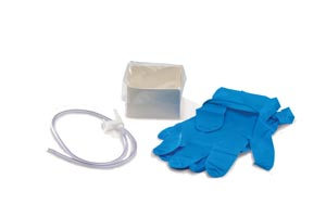 Cardinal Health 36524 Suction Catheter Kit 5FR Graduated SAFE-T-VAC 50 kits/cs