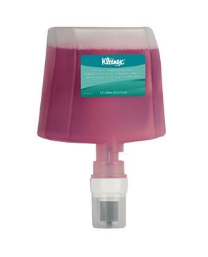Skin Cleanser, Moisturizer, Flora Fragrance, 1200mL, Refill, 2/cs