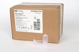 Cardinal Health 8881610102 Blood Collection Needle & Tube Holder Regular 13mm 100/cs