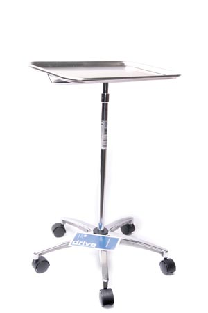 DeVilbiss 13071 Mayo Instrument Stand 5 Caster Base