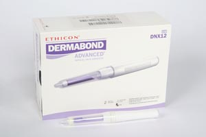 Ethicon DNX12 Topical Skin Adhesive Applicator 12/bx