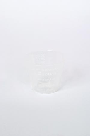 Medicine Cup, 1 oz, Unbreakable Translucent, Polypropylene, 100/slv, 50 slv/cs