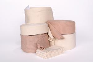 """Tubular Bandage, Size D, 3"""" x 1M, 1/ea,"""