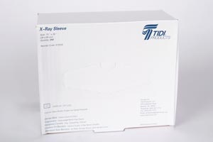 "Poly X-Ray Equipment Sleeve, 15"" x 26"", 250/bx, 4 bx/cs"