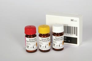 Serum hCG Control Set (Ships on ice)