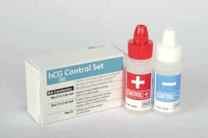 Hcg Control Set (Expiry date lead 90 days)