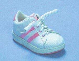 "Shoe Laces, White, 54"", 1 pr/pk (KS31570, 051174)"