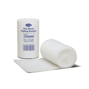 Hartmann 43200000 Bandage 4 x 3.8 yds Unstretched 30/cs