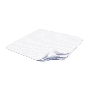 "Hartmann 34020 Bed Pad Cotton 35 x 54"" 1/bg"