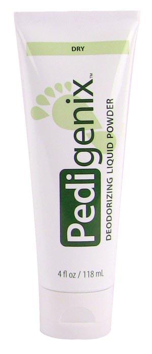 Hygenic 11843 Deodorizing Liquid Powder 4 oz Tube 24/cs