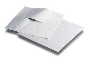 """Headrest Sheet, White, No Slit, 12"""" x 12"""", 1000/cs"""