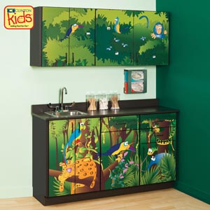 CLINTON IMAGINATION SERIES CABINETS