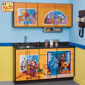 CLINTON FUN SERIES CABINETS