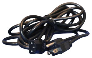 Bovie 09-005-001 Accessories: Power Cord For 110 VAC 10 ft