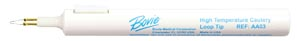Bovie AA03X High Temperature Loop Tip Battery-Operated Cautery Single Use 10/bx