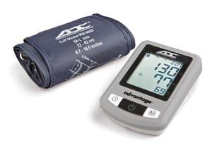 ADC 6021N Auto Digital BP Monitor Soft Wide Range Adult