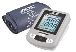 ADC 6022N Plus Auto Digital BP Monitor Soft Wide Range