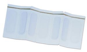Adhesive Hydrogel Tape, Strips, 50 strips/pk, 10 pk/cs