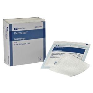 "Cardinal Health 442308 Gauze Sponge 2 x 2"" 8-Ply Non-Sterile 200/bg 25 bg/cs"