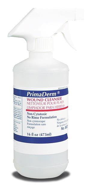 Derma Sciences 69201 Wound Cleanser 17.3 oz Spray Bottle Non-Sterile 12/cs