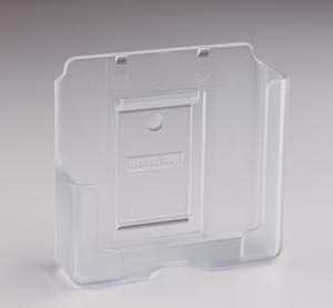 HOLSTER PLASTIC CLEAR 4250