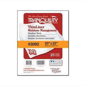 SHEETS THINLINER 2022 20X2215 OZ 25/PK 4PK/CS