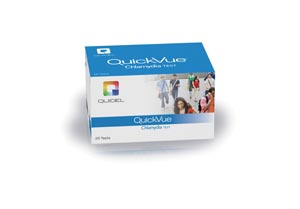 Chlamydia Test, 25 tests/kit (Expiry date lead 90 days)