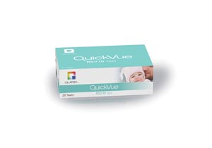 QuickVue RSV Test, CLIA Waived, 20 tests/kt