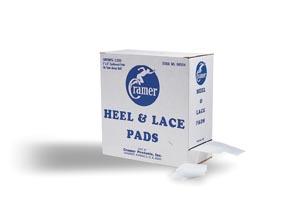 Heel & Lace Pads, 1000/rl, 2 rl/bx (026372)