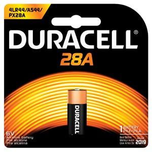 Battery, Alkaline, Size 28A, 6V, 6/bx (UPC# 66154)