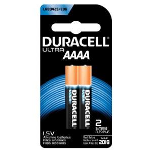 Battery, Alkaline, Size AAAA, 2pk, 6/bx (UPC# 66287)