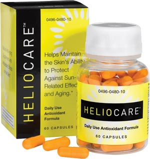 Ferndale Labs 0480-10 Heliocare Capsules 60/btl (For Sales in the US Only)
