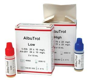 HemoCue 171001002 HemoTrol Level 1 1mL/vial 2 vials/bx
