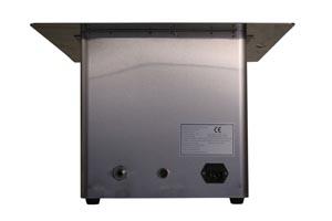 BrandMax U-10LHREC Recessed Ultrasonic Cleaner with Heat 10 Liter Capacity: 10L/2.64 Gal Includes Stainless Steel Hanging Basket