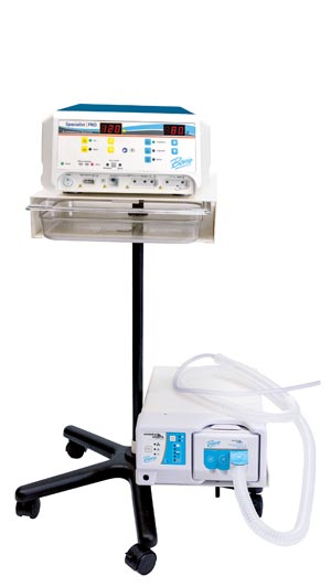Bovie A1250S-G PRO-G Electrosurgery System with Smoke Evacuation 4 Year Warranty