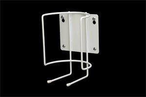 Accessories: Metal Wall Bracket For Opti-Cide Wipe Canister